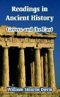 Readings In Ancient History Greece And The East