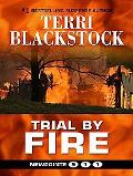 Trial by Fire (Thorndike Press Large Print Christian Mystery)