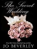 The Secret Wedding (Thorndike Press Large Print Basic Series)