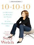 40461: 10 Minutes, 10 Months, 10 Years, a Life Transforming Idea (Thorndike Large Print Heal...