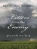 Letters from the Enemy (Thorndike Press Large Print Christian Historical Fiction)
