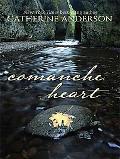 Comanche Heart (Wheeler Large Print Book Series)