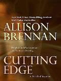 Cutting Edge: A Novel of Suspense (Thorndike Press Large Print Basic Series)