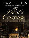 The Devil's Company (Thorndike Press Large Print Basic Series)