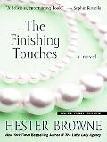 The Finishing Touches (Wheeler Large Print Book Series)