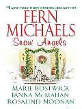 Snow Angels (Wheeler Large Print Book Series)