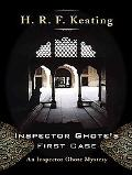 Inspector Ghote's First Case (Thorndike Press Large Print Mystery Series)