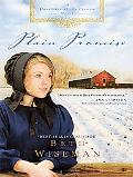 Plain Promise:: A Daughters of the Promise Novel (Thorndike Press Large Print Christian Fict...