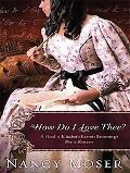 How Do I Love Thee? (Thorndike Press Large Print Christian Romance Series)
