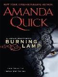 Burning Lamp (Thorndike Press Large Print Basic Series)