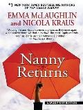 Nanny Returns (Wheeler Large Print Book Series)