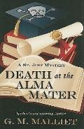 Death at the Alma Mater (Wheeler Large Print Cozy Mystery)