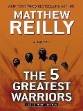 The 5 Greatest Warriors (Thorndike Basic)