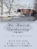 An Amish Gathering: Life in Lancaster County Three Amish Novellas (Thorndike Christian Romance)