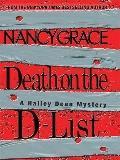 Death on the D-List (Thorndike Press Large Print Thriller: Hailey Dean)