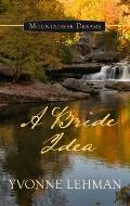 A Bride Idea (Thorndike Press Large Print Christian Historical Fiction)
