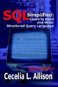 SQL Simplified Learn to Read and Write Structured Query Language