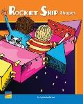 Rocket Ship Shapes : Set Of 6