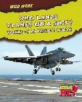 Who Lands Planes on a Ship? : Working on an Aircraft Carrier