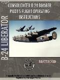 B-24 Liberator Bomber Pilot's Flight Manual