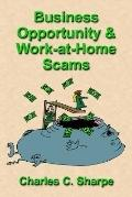 Business Opportunity and Work-at-Home Scams