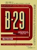 B-29 Bomber Pilot's Flight Operating Manual