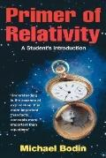 Primer of Relativity: A Student's Introduction