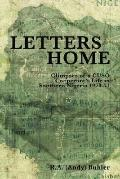 Letters Home Glimpses of a Cuso Cooperant's Life in Southern Nigeria 1970-1971
