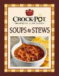 Crock-Pot Soups & Stews Recipes (6 X 9 Cookbooks)