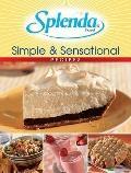 Splenda Simple & Sensational Recipes
