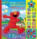 Elmo Head to Toe: Interactive Play-A-Sound