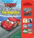 Cars: The Big Race Little Sound Book