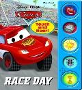 Cars: Race Day (Little Touch and Hear Book)