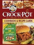 Crock-Pot Cookbook and Recipes Cards (Recipes to Share)