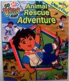 Go Diego Go! Animal Rescue Adventure Mini Look and Find