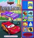 Lift-a-Flap Sound Book: The World of Cars, Custom Cool