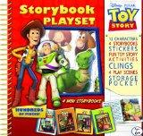 Toy Story Storybook Playset
