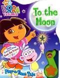 Dora the Explorer to the Moon