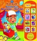 Play-a-Sound: Handy Manny, Fiesta Fun / Diversin en el Festival (Little English Spanish Book)