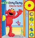 Play-a-Sound: Sesame Street, Ding Dong, Elmo s Here! (Little Doorbell Book)