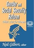 Gender And Social Security Reform What's Fair for Women?