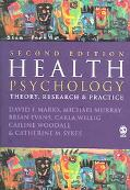 Health Psychology Theory, Research And Practice
