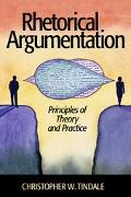 Rhetorical Argumentation Principles of Theory and Practice