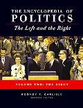 Encyclopedia Of Politics The Left And The Right