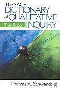 Sage Dictionary of Qualitative Inquiry