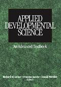 Applied Developmental Science An Advanced Textbook