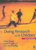 Doing Research With Children