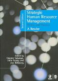 Strategic Human Resource Management Theory And Practice