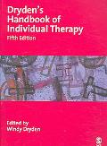 Dryden's Handbook of Individual Therapy