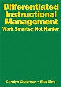 Differentiated Instructional Management